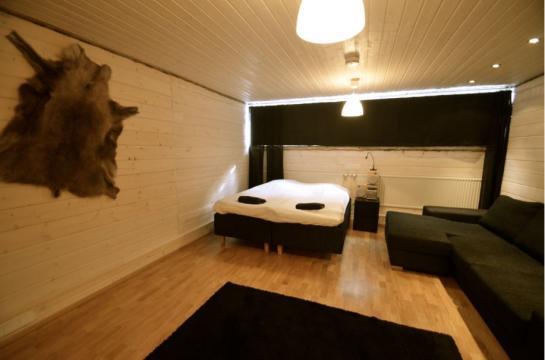 Chalet à Rovaniemi pour  15 •   prestations luxueuses