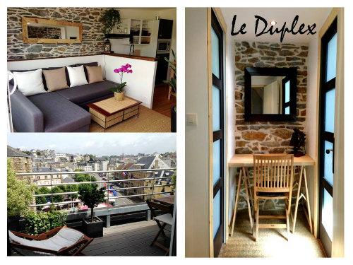 Appartement Granville - 4 personnes - location vacances  n°44850