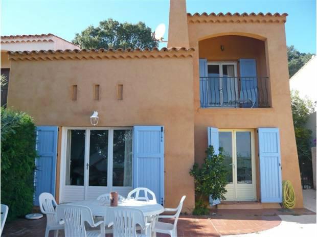 Maison 6 personnes Cavalaire Sur Mer - location vacances  n°44856