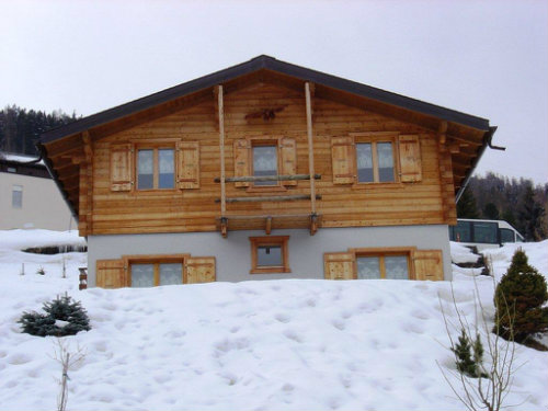 Chalet in La Tzoumaz - Vacation, holiday rental ad # 44872 Picture #1