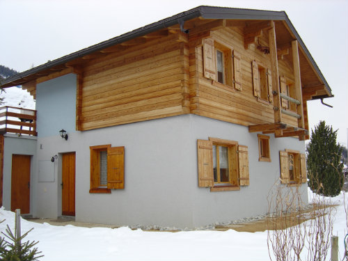 Chalet in La Tzoumaz - Vacation, holiday rental ad # 44872 Picture #11
