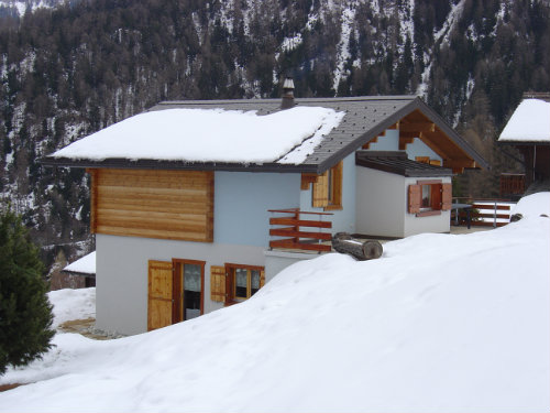 Chalet in La Tzoumaz - Vacation, holiday rental ad # 44872 Picture #12