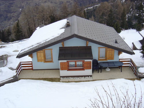 Chalet in La Tzoumaz - Vacation, holiday rental ad # 44872 Picture #13