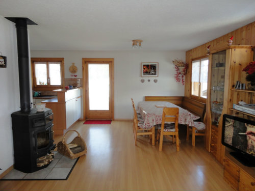 Chalet in La Tzoumaz - Vacation, holiday rental ad # 44872 Picture #3