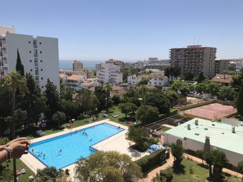Flat Benalmadena - 5 people - holiday home  #44876