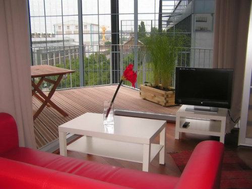 Studio in Nantes for   2 •   with terrace