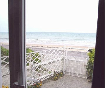 Flat Bernieres Sur Mer - 4 people - holiday home  #44913