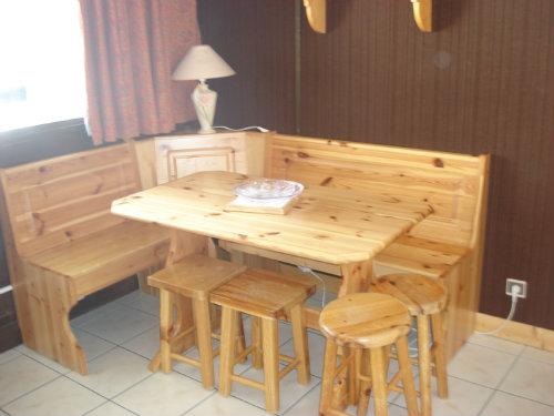 Appartement Montgenèvre - 6 personnes - location vacances  n°44924