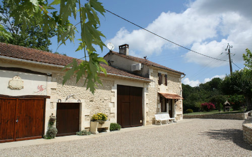 House Siorac De Riberac - 5 people - holiday home  #44939