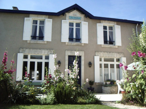 House Angoulins - 2 people - holiday home  #44940