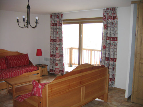 Flat in Lanslevillard - Vacation, holiday rental ad # 44945 Picture #1