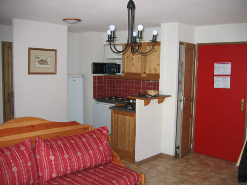 Flat in Lanslevillard - Vacation, holiday rental ad # 44945 Picture #2