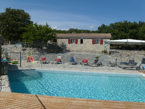 House in Joyeuse - Vacation, holiday rental ad # 44948 Picture #7