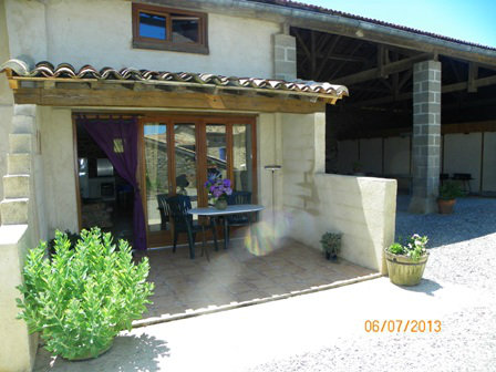 Gite Laparrouquial - 2 people - holiday home  #44964