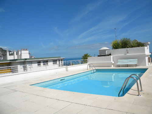Flat Menton - 6 people - holiday home  #45006