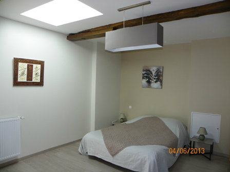 Bed and Breakfast Laparrouquial - 3 people - holiday home  #45020