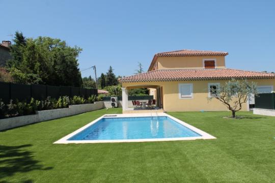 Maison Aix En Provence - 8 personnes - location vacances  n°45022