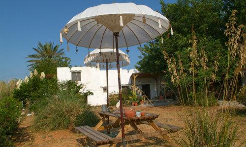Finca Ibiza - 8 personas - alquiler n°45047