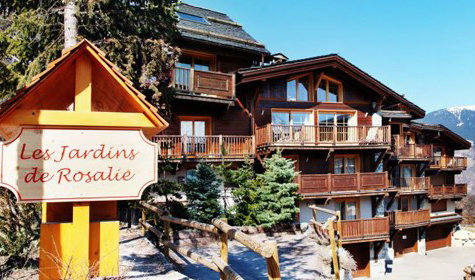 Appartement Courchevel 1300 - 8 personnes - location vacances  n°45062