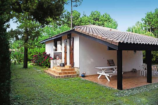 House Messanges - 4 people - holiday home  #45068
