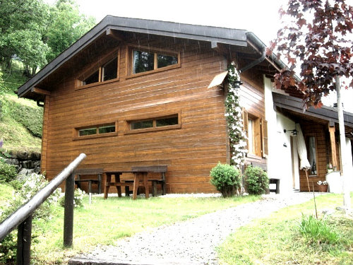 Chalet in La tzoumaz verbier for   4 •   animals accepted (dog, pet...)