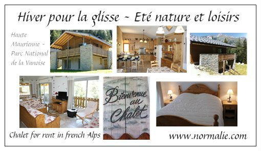 Chalet in La norma - Vacation, holiday rental ad # 45113 Picture #2