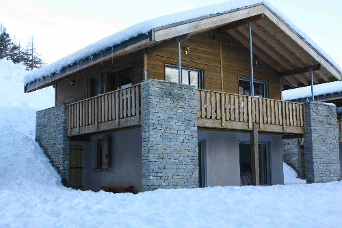 Chalet in La norma for   12 •   with terrace   #45113