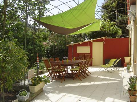 Maison 7 personnes Menton - location vacances  n°45135