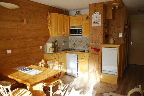 Flat Les Menuires - 4 people - holiday home  #45169