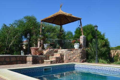 Maison à Rtiba pour  6 •   avec piscine privée