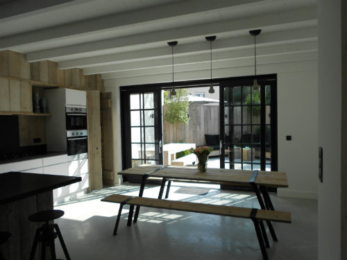 House in Knokke - Vacation, holiday rental ad # 45249 Picture #6