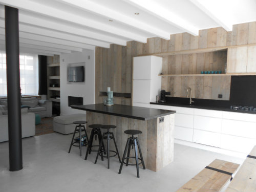House in Knokke - Vacation, holiday rental ad # 45249 Picture #9