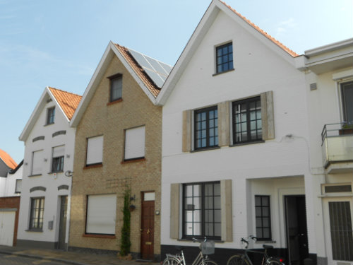 House in Knokke - Vacation, holiday rental ad # 45249 Picture #0
