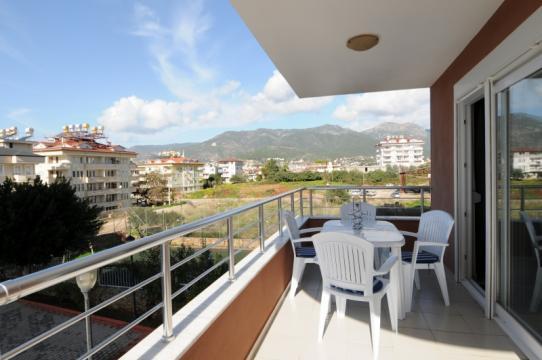Appartement à Alanya pour  6 •   3 chambres