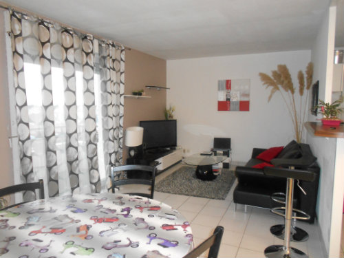 Flat in La rochelle - Vacation, holiday rental ad # 45252 Picture #0