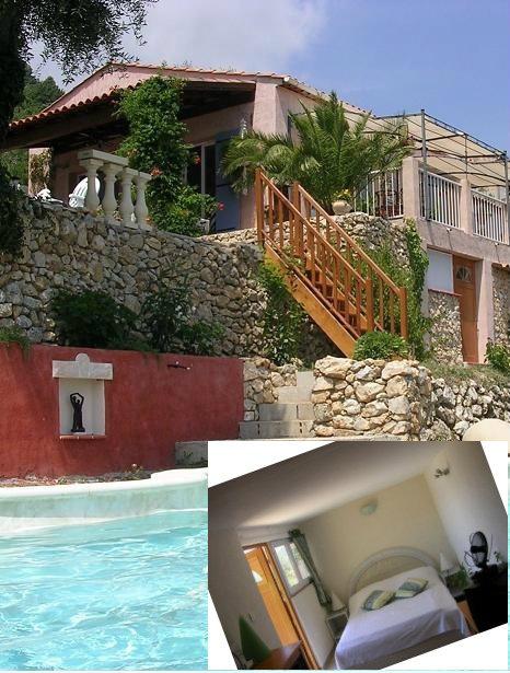 Gite Le Broc - 2 personnes - location vacances  n°45258