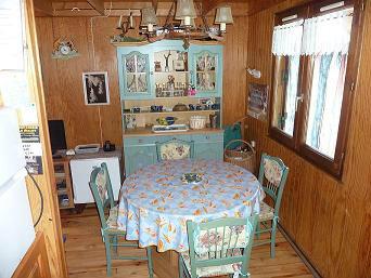Casa de montaña 6 personas Puyvalador - alquiler n°45269