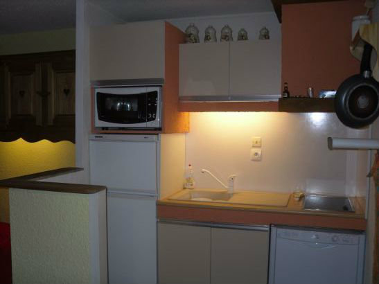 Studio in Les Deux Alpes - Vacation, holiday rental ad # 45270 Picture #1