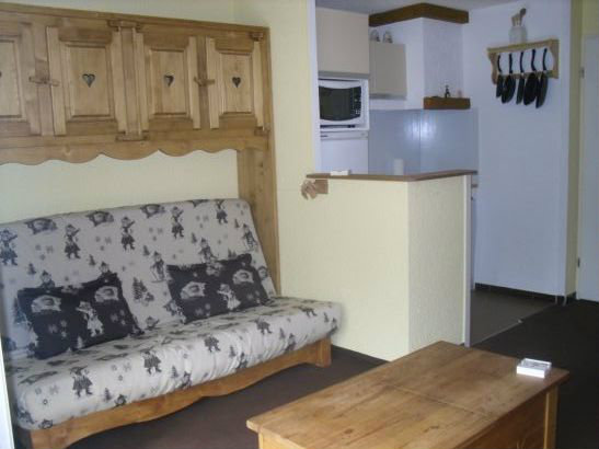 Studio in Les Deux Alpes - Vacation, holiday rental ad # 45270 Picture #6