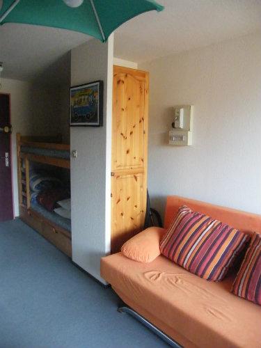 Studio Premanonn/les Rousses - 4 personnes - location vacances  n�45326