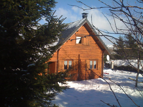 Chalet Tauves - 5 people - holiday home  #45354