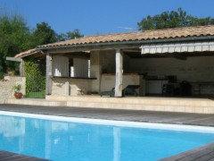 Maison Sauvignac - 9 personnes - location vacances  n°45382