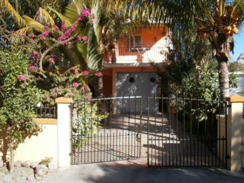 Maison 6 personnes Bain Bœuf Cap Malheureux  - location vacances  n°45391