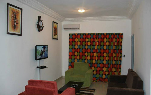 Studio Abidjan - 2 people - holiday home  #45402