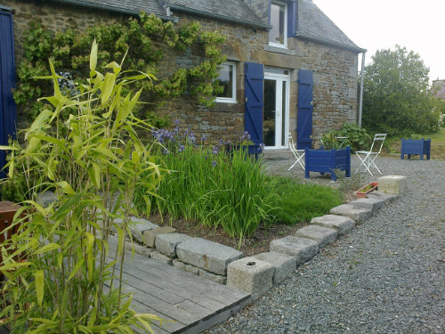 House in Noyal sous bazouges - Vacation, holiday rental ad # 45405 Picture #8