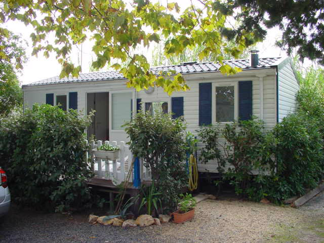 Mobilhome Golfe St Tropez - Dans camping ****