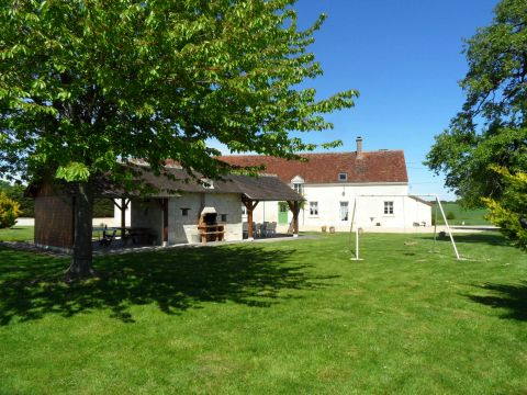 Gite in Vicq sur Nahon - Vacation, holiday rental ad # 45412 Picture #10