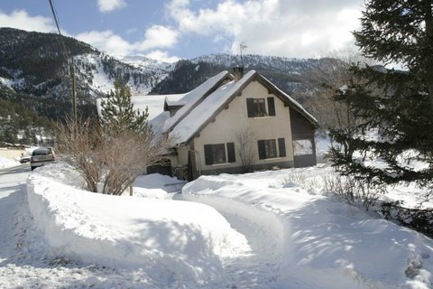 Maison Arvieux - 3 personnes - location vacances  n°45419