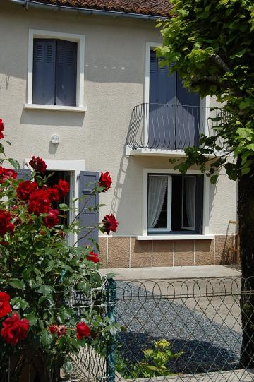 Gite in Luchapt - Vacation, holiday rental ad # 45420 Picture #0