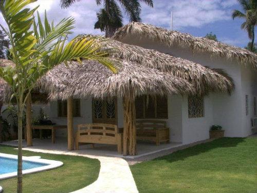 Maison à Las terrenas à louer pour 6 personnes - location n°45464